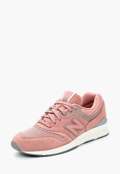 Купить Кроссовки New Balance - цвет: розовый, Китай, NE007AWABJK3