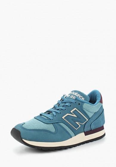 Купить Кроссовки New Balance - цвет: синий, Соединенное Королевство, NE007AWAGGC3