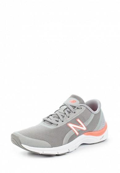 Купить Кроссовки New Balance - цвет: серый, Вьетнам, NE007AWAGGI0