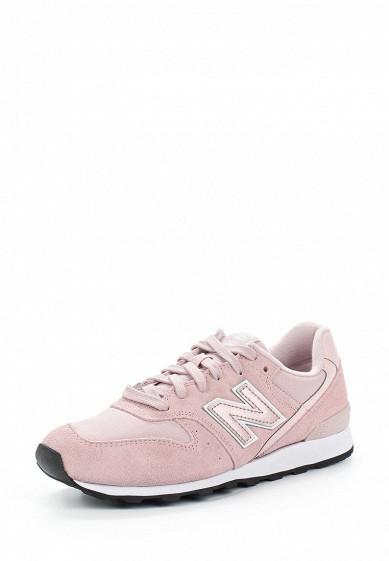 Купить Кроссовки New Balance - цвет: розовый, Китай, NE007AWASIQ0
