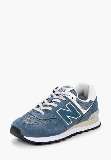 Купить Кроссовки New Balance - цвет: бирюзовый, Китай, NE007AWBZQM2