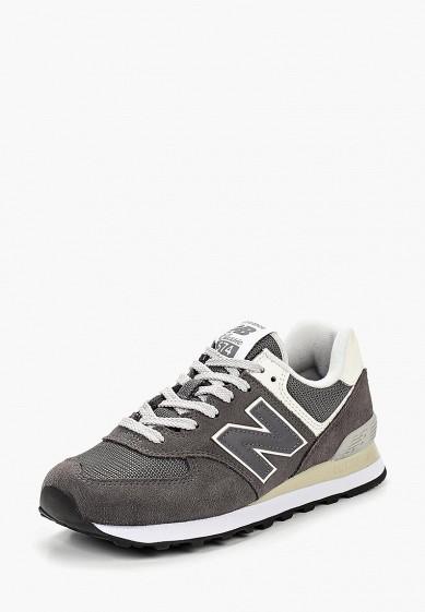 Купить Кроссовки New Balance - цвет: серый, Китай, NE007AWBZQM4