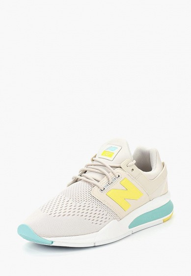 Купить Кроссовки New Balance - цвет: бежевый, Индонезия, NE007AWBZQN4