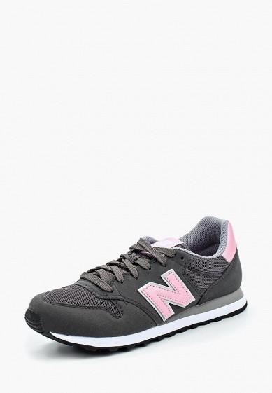 Купить Кроссовки New Balance - цвет: серый, Вьетнам, NE007AWPEH96