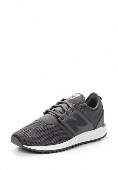 Купить Кроссовки New Balance - цвет: серый, Индонезия, NE007AWUNZ57