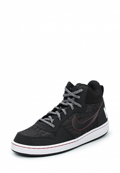 Кеды Nike NIKE COURT BOROUGH MID SE (GS)
