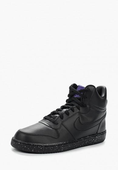 Купить Кеды Nike - цвет: черный, Индия, NI464AMAAOS5
