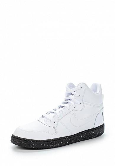Купить Кеды Nike - цвет: белый Индия NI464AMAAOS6