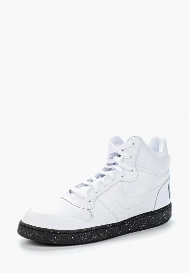 Купить Кеды Nike - цвет: белый, Индия, NI464AMAAOS6