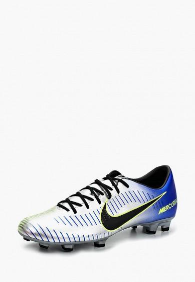 Купить Бутсы Nike - цвет: серебряный, Китай, NI464AMAAOW2