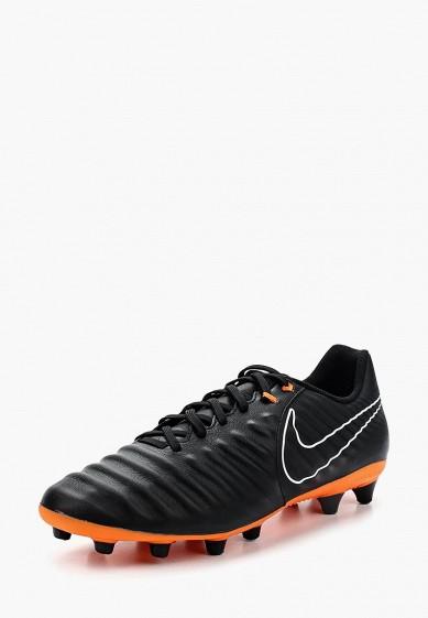 Купить Бутсы Nike - цвет: черный, Вьетнам, NI464AMAAPE8