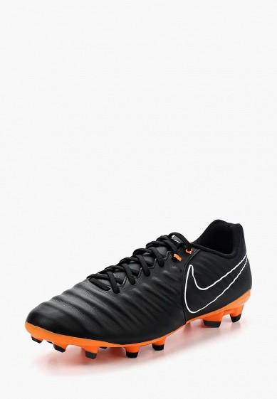 Купить Бутсы Nike - цвет: черный, Вьетнам, NI464AMAAPF0