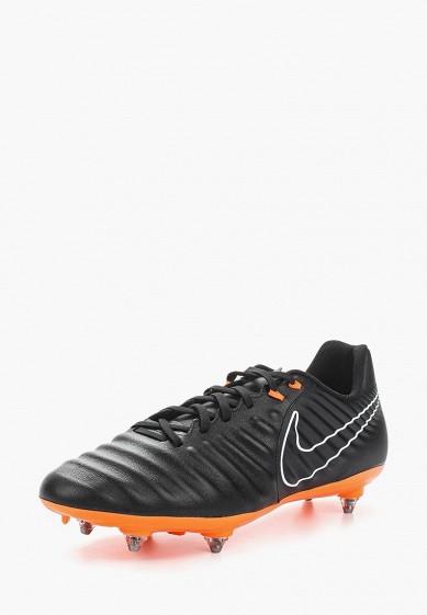 Купить Бутсы Nike - цвет: черный, Вьетнам, NI464AMAAPF7