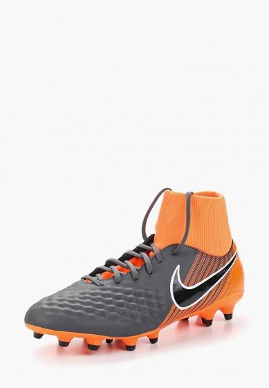 Купить Бутсы Nike - цвет: серый, Вьетнам, NI464AMAAPH2