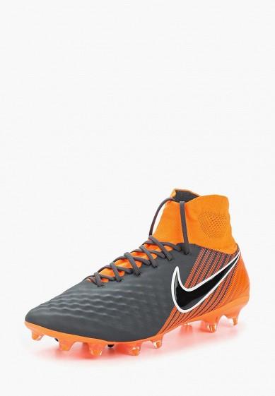 Купить Бутсы Nike - цвет: серый, Вьетнам, NI464AMAAPH3