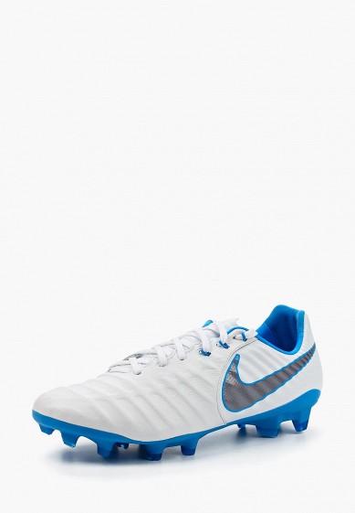 Купить Бутсы Nike - цвет: белый, Вьетнам, NI464AMBBNH4