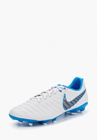 Купить Бутсы Nike - цвет: белый, Вьетнам, NI464AMBBNH5