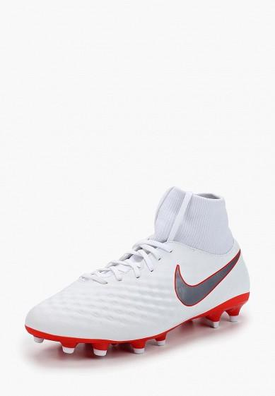 Купить Бутсы Nike - цвет: белый, Вьетнам, NI464AMBBNI8
