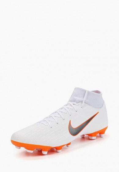 Купить Бутсы Nike - цвет: белый, Китай, NI464AMBBNJ4