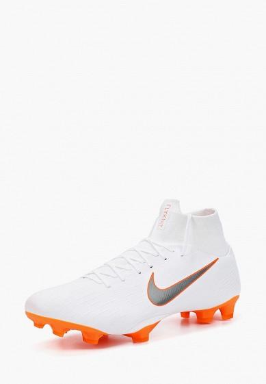 Купить Бутсы Nike - цвет: белый, Китай, NI464AMBBNJ6