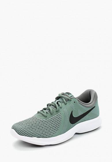 Купить Кроссовки Nike - цвет: зеленый, Индонезия, NI464AMBBNN2