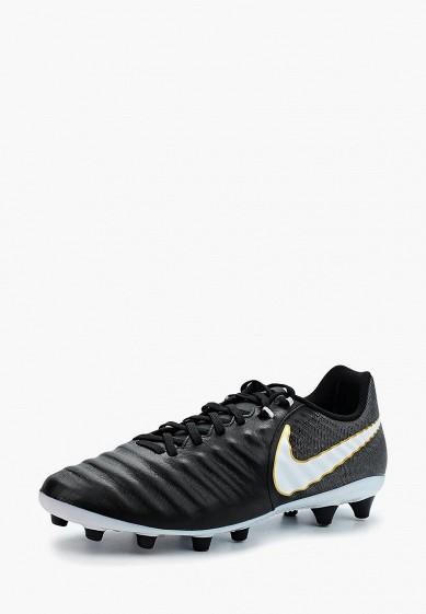 Купить Бутсы Nike - цвет: черный, Вьетнам, NI464AMBBOF3