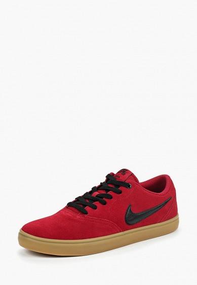 Купить Кеды Nike - цвет: бордовый, Вьетнам, NI464AMBWQN7