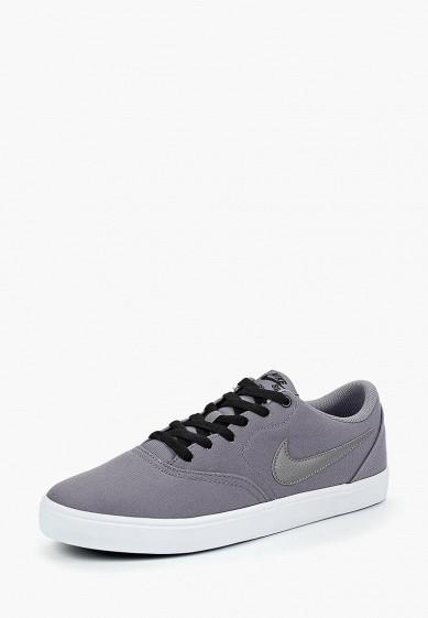 Купить Кеды Nike - цвет: серый, Индонезия, NI464AMBWQN8