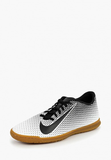 Бутсы зальные Nike - цвет: белый, Вьетнам, NI464AMBWQO4  - купить со скидкой