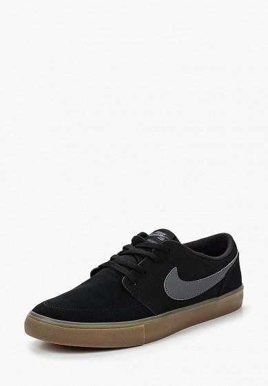 Купить Кеды Nike - цвет: черный, Индонезия, NI464AMBWQP6