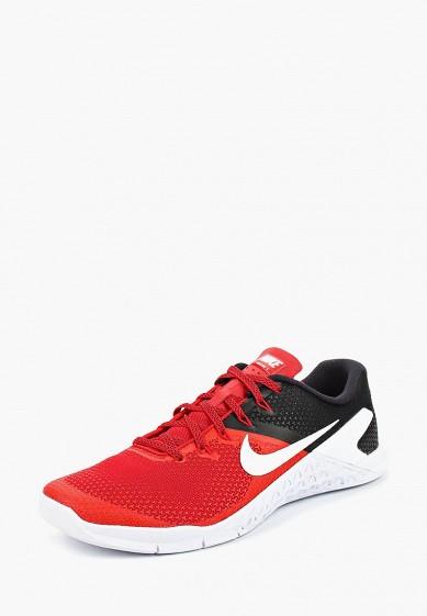 Купить Кроссовки Nike - цвет: красный, Вьетнам, NI464AMBWRI4
