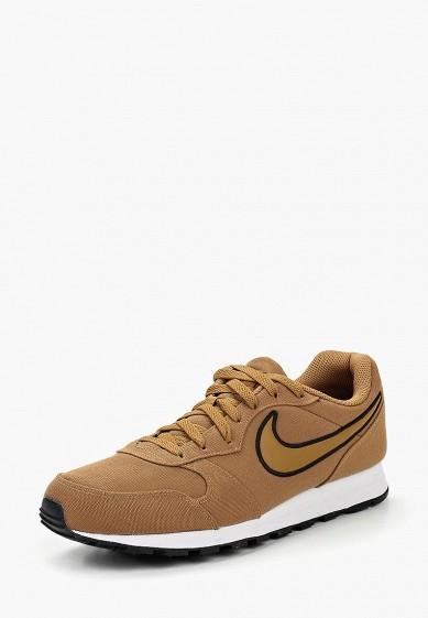 Купить Кроссовки Nike - цвет: коричневый, Индонезия, NI464AMBWRP8