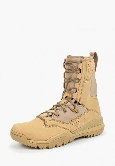 Купить Ботинки трекинговые Nike - цвет: бежевый, Вьетнам, NI464AMBWRQ0
