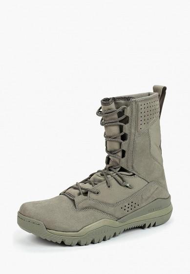 Купить Ботинки трекинговые Nike - цвет: серый, Вьетнам, NI464AMBWRQ1