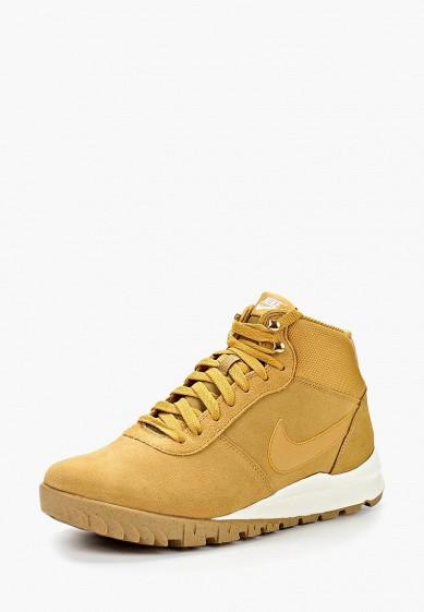 Купить Ботинки Nike - цвет: коричневый, Вьетнам, NI464AMBXF07