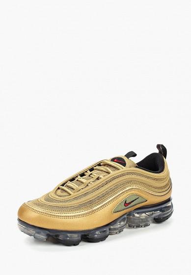 Кроссовки Nike - цвет: золотой, Вьетнам, NI464AMCTKO4  - купить со скидкой