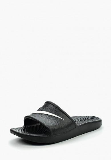 Купить Сланцы Nike - цвет: черный, Вьетнам, NI464AMPKF63