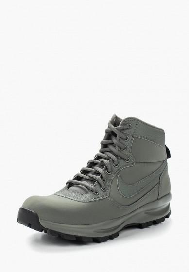 Купить Ботинки Nike - цвет: серый, Вьетнам, NI464AMUFW59