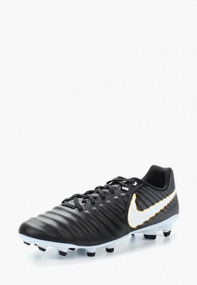 Купить Бутсы Nike - цвет: черный, Вьетнам, NI464AMUFX20