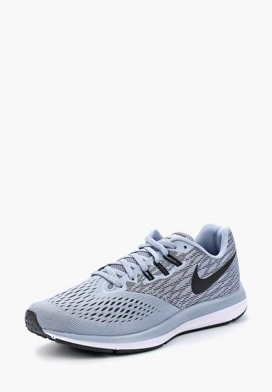 Купить Кроссовки Nike - цвет: голубой, Вьетнам, NI464AMUFX39