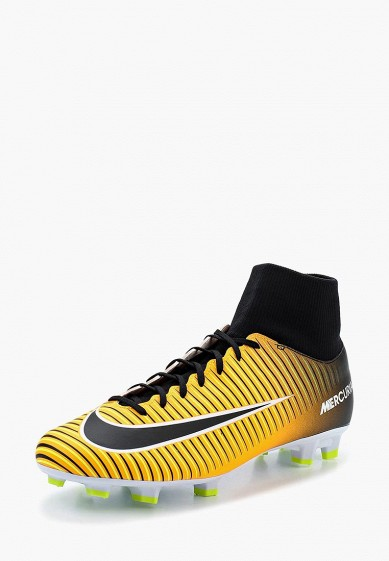 Купить Бутсы Nike - цвет: желтый, Китай, NI464AMUGJ89
