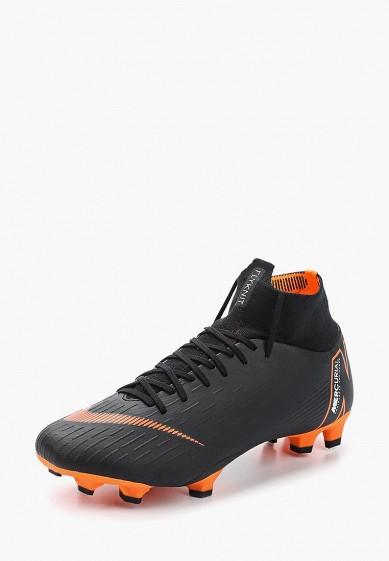 Купить Бутсы Nike - цвет: черный, Китай, NI464AUAAPJ6