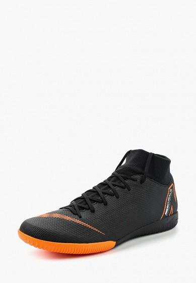 Купить Бутсы зальные Nike - цвет: черный, Индонезия, NI464AUAAPJ8