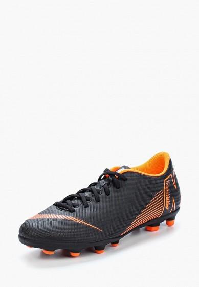 Купить Бутсы Nike - цвет: черный, Вьетнам, NI464AUAAQE6