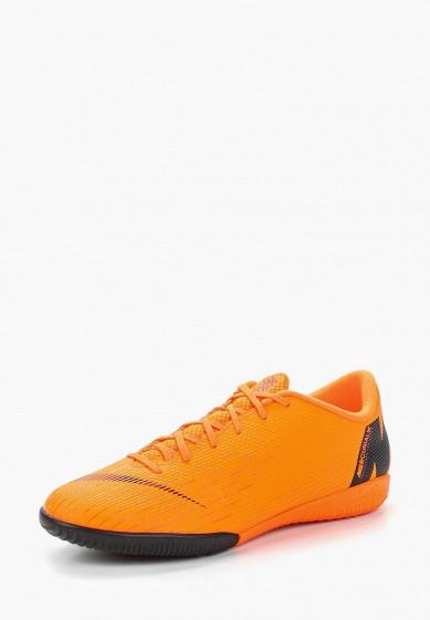 Купить Бутсы зальные Nike - цвет: оранжевый, Индонезия, NI464AUAAQF1