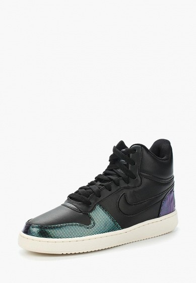 Купить Кеды Nike - цвет: черный, Индия, NI464AWAARA8
