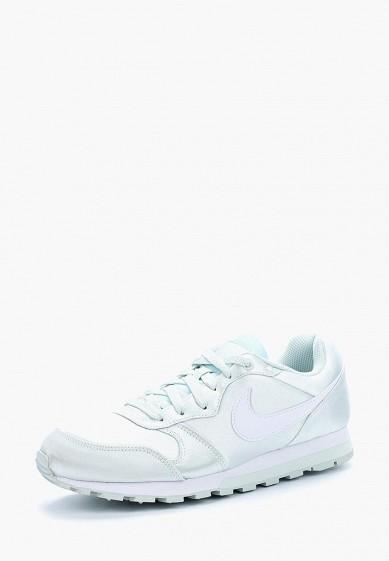 Кроссовки Nike - цвет: бирюзовый, Индонезия, NI464AWBBLW9  - купить со скидкой