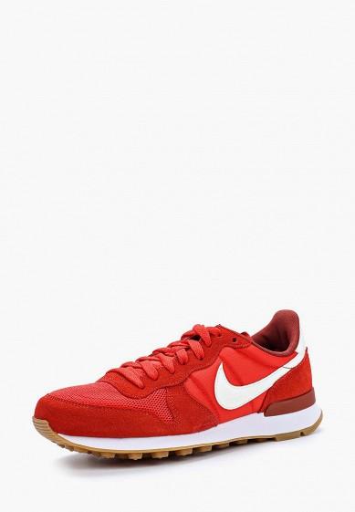 Купить Кроссовки Nike - цвет: красный, Китай, NI464AWBBLX8