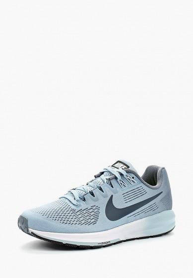Купить Кроссовки Nike - цвет: голубой, Китай, NI464AWBBMA3