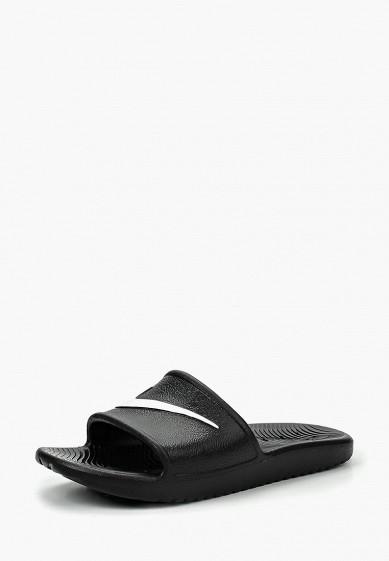 Купить Сланцы Nike - цвет: черный, Вьетнам, NI464AWRYU35